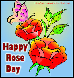 Happy Rose Day SMS 2013 Wishes, Rose Day 2013 Wallpapers Greetings | Festivals Wishes | Scoop.it