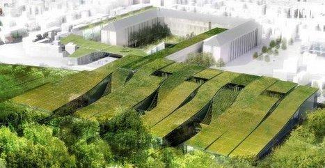 Ristrutturare con il verde in francia l 39 amplia for Architettura verde