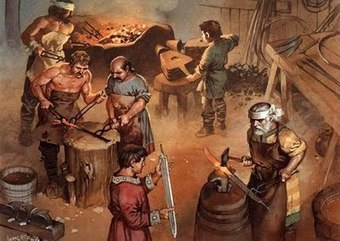 Abadia Aljarafe.: Las Invasiones Bárbaras: Los germanos | Las Invasiones Bárbaras | Scoop.it