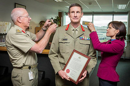 Major General Angus Campbell promoted to Lieutenant General - Australian Department of Defence | Kokoda | Scoop.it