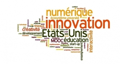 Consortium de Mooc et manuels en ligne : l'innovation made in USA | Pédagogie, Education, Formation | Scoop.it