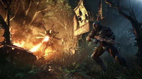 Gaming war between two engines Frostbite VS Crytek | So Video Gaming | Video games and design | Scoop.it