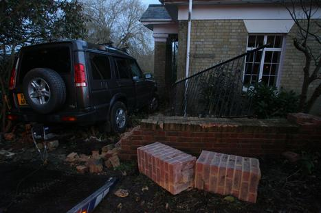 Family tell how stolen 4x4 ploughs into home - Daily Echo | 4x4galore | Scoop.it
