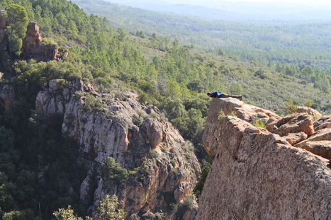 Few practical infos for Rock climbing in South of France > Ideal for this Autumn !   Adventure Travel destinations   Scoop.it