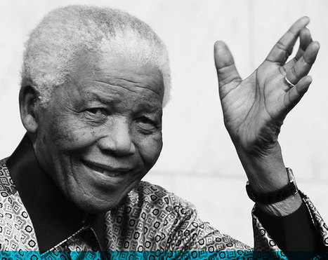 World Has Lost a Great Man in Nelson Mandela | Coaching Leaders | Scoop.it