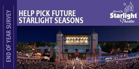 Help Pick Future Starlight Seasons   Starlight Theatre   OffStage   Scoop.it