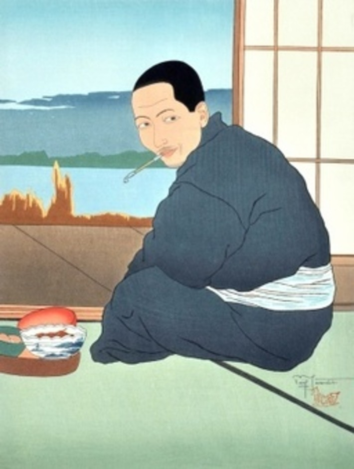 Paul Jacoulet, l'expo gratuite à la Maison de la Culture du Japon | Sortir à Paris | Kiosque du monde : Asie | Scoop.it