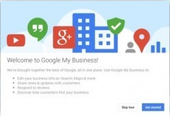 Google My Business - A Brand, A Portal, A Platform | ROI of Social Media Marketing | Scoop.it