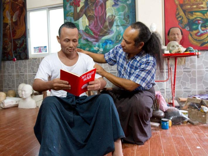 Aung San sculpture to be unveiled | Democratic Voice of Burma | Kiosque du monde : Asie | Scoop.it