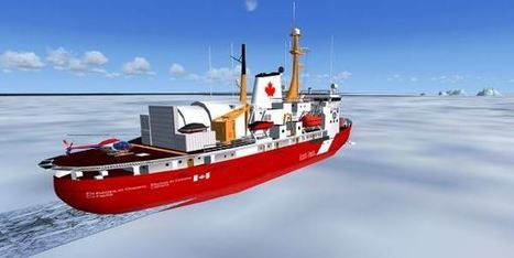 FSX – Upgrade for Jean-Pierre Fillion's Canadian Icebreaker Amundsen | PerfectFlight | Scoop.it
