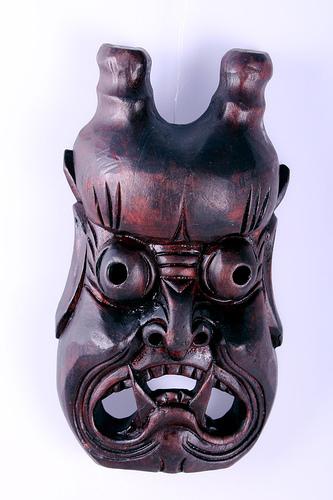 Chinese Mask | Una mirada occidental-Teatro Chino | Scoop.it