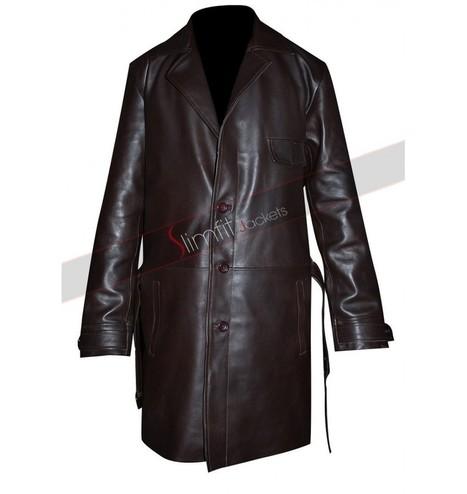 Eliot NessThe Untouchables Long Coat | Replica Movies Leather Jackets | Scoop.it