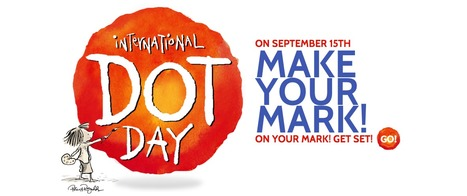 Come Celebrate International Dot Day with Us - September 15, 2012   Angela Maiers, Speaker, Educator, Writer   Connect All Schools   Scoop.it