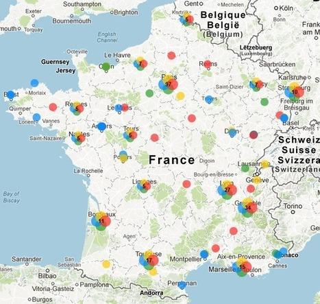 NanoTech Map   La première carte interactive des nanotechnologies en France enfin disponible !   Scoop.it