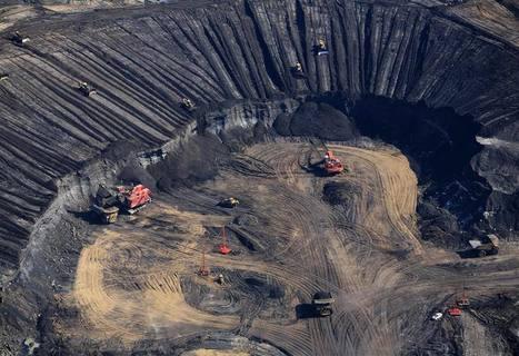 Au Canada l'exploitation des sables bitumeux pollue deux fois plus que prévu   Responsabilité humaine et environnement   Scoop.it