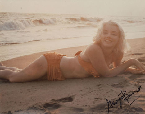 Rare Marilyn Monroe photos set to hit the auction block - AOL.com | xposing world of Photography & Design | Scoop.it