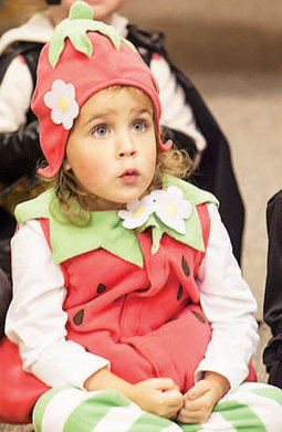 Despite chill, it's trick-or-treat time - Elizabethton Star | Tennessee Libraries | Scoop.it