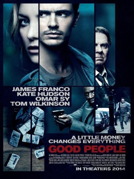 Good People - première bande-annonce du thriller avec James ... | james franco | Scoop.it