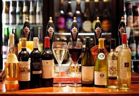 British pubs are failing wine lovers - The Drinks Business | Restaurant marketing | Scoop.it