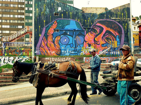 Stories of Conflict and Love: Field notes from Colombia, Part 5: The honesty of street art | flânerie | Scoop.it