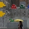 Pac-Man is back, man: piece by world famous street artist Invader is recreated after public outcry against its removal | Hong Kong | Scoop.it