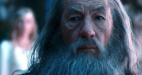 Sir Ian McKellen: Filming The Hobbit made me think I should quit acting - Radio Times | 'The Hobbit' Film | Scoop.it