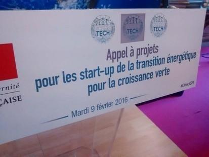 Transitions énergétique et numérique : les pouvoirs publics cherchent 50 jeunes pousses innovantes - Energie | rénovation énergétique | Scoop.it