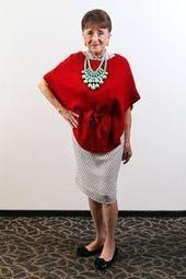 Seniors get a fashion makeover - Waterbury Republican American | Aging Well, Looking Good | Scoop.it