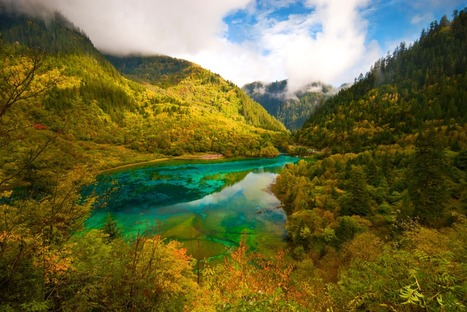 Most Beautiful Lake in the world Jiuzhaigou | Where Cool Things Happen | Scoop.it