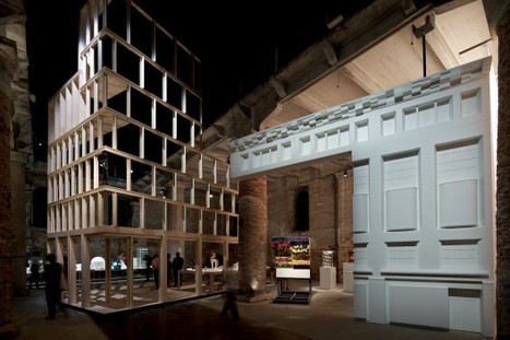 Venice Biennale 2012: INHABITABLE Models / Eric Parry Architects, Haworth Tompkins, Lynch Architects | The Architecture of the City | Scoop.it