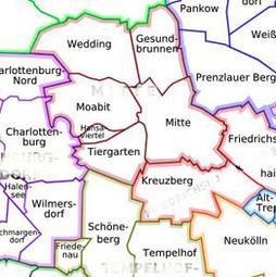 Berlin pratique : se loger à Berlin -  où, comment, combien ?   Allemagne tourisme et culture   Scoop.it