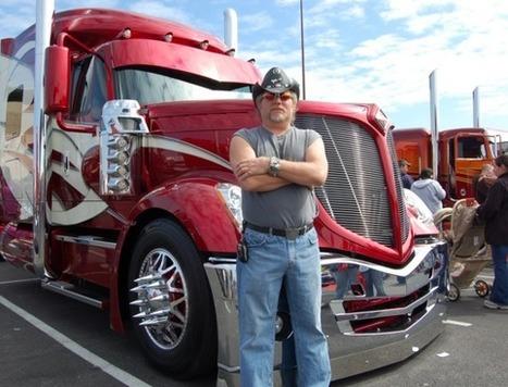 American Truck Simulator : Didier Pingeon ou le rêve américain | Heron | Scoop.it