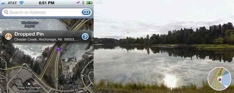 How To Use Google Street View On Your iPad Or iPhone [iOS Tips] | Cult of Mac | How to Use an iPhone Well | Scoop.it