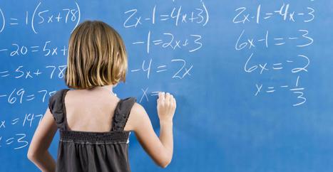 Uno de nuestros mejores profesores señala el gran error en la enseñanza de matemáticas - Noticias de Alma, Corazón, Vida | Recursos, ideas, formación, TIC,... para docentes | Scoop.it