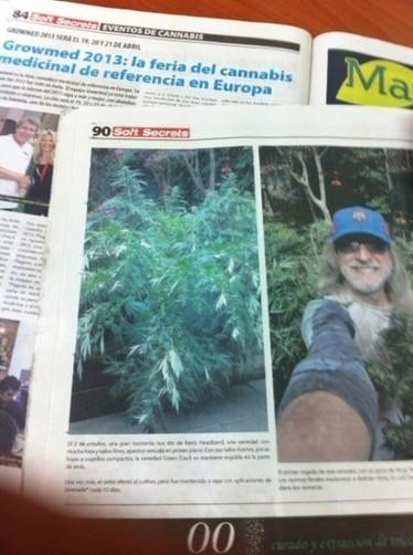 Zona Cannabis » Ya ha salido el nuevo numero de Soft Secrets ,la ... | thc barcelona | Scoop.it
