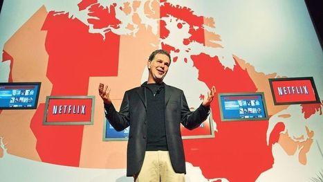 Netflix paie les télécoms pour être prioritaire sur Internet | Télécommunications | Scoop.it