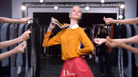 """Dior enrolls consumers in digital beauty school to build product awareness 