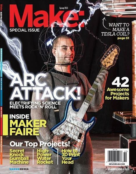 Maker Projects Guide: MAKE Special Issue on Sale Now   Maker Stuff   Scoop.it
