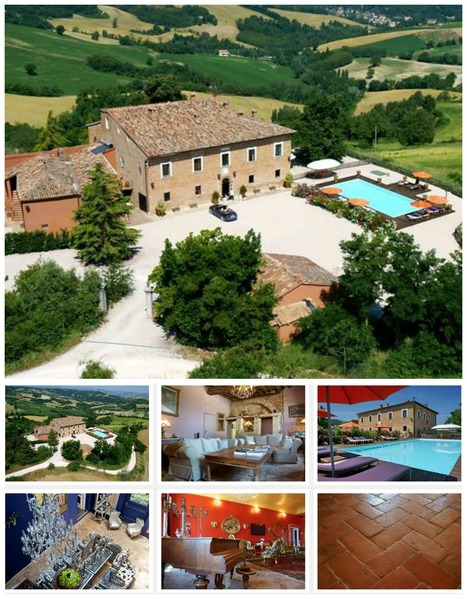 Best Le Marche Properties For Sale: La Dimora del Duca, Urbino | Italian Properties - Italiaans Onroerend Goed | Scoop.it