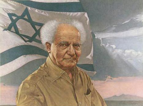 Project Summary | David Ben-Gurion | Scoop.it
