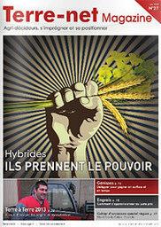 Interview - Marion Guillou, Inra : « L'agro-écologie ne fait pas baisser les rendements » | AgInterest | Scoop.it