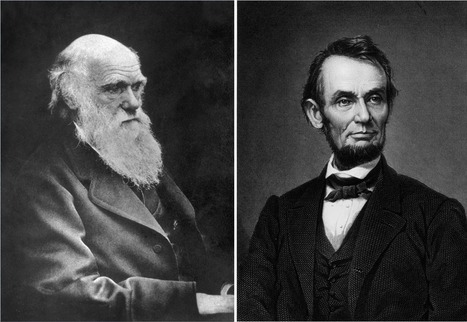 Born on the Same Day: 6 Things Lincoln and Darwin Had in Common | Interesting - fun facts and more | Scoop.it
