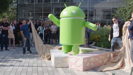 Android 7.0 Nougat : ça y est, la version finale est là ! - FrAndroid | Freewares | Scoop.it