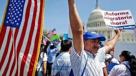 Immigrants Descend on DC for Reform | Miami Criminal Defense Attorney | Scoop.it