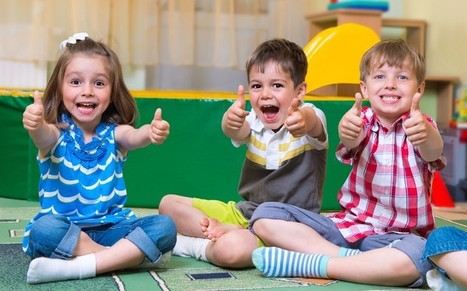 Children 'learn humour by imitating parents' - Telegraph | It's Show Prep for Radio | Scoop.it