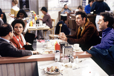 Seinfeld's 25 greatest contributions to the English language | Cultural Geography | Scoop.it