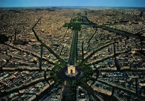 Les plus BELLES villes du monde vues du ciel | URBANmedias | Scoop.it