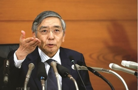 BoJ overhauls policy focus, sets target for govt bond yields@Offshore stockbrokers | Offshore Stock Broker | Scoop.it