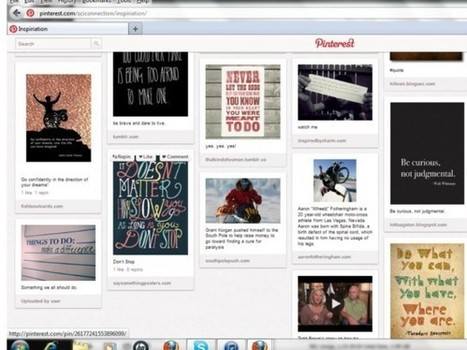 How the medical industry is using (and could use): Pinterest | Pinterest | Scoop.it