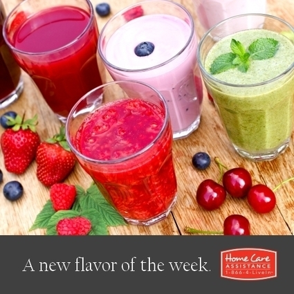 Healthy Smoothies for seniors | Home Care Assistance of West Texas | Scoop.it
